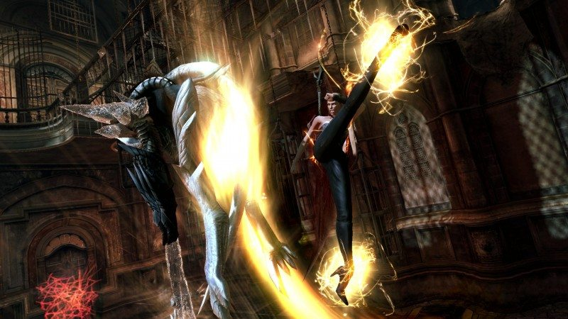 Devil May Cry 4 Special Edition Now Out for Xbox One, PS4 and PC
