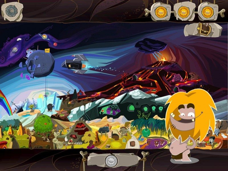 Daedalic's FIRE Heading to iPhone, iPad, and iPod touch in July