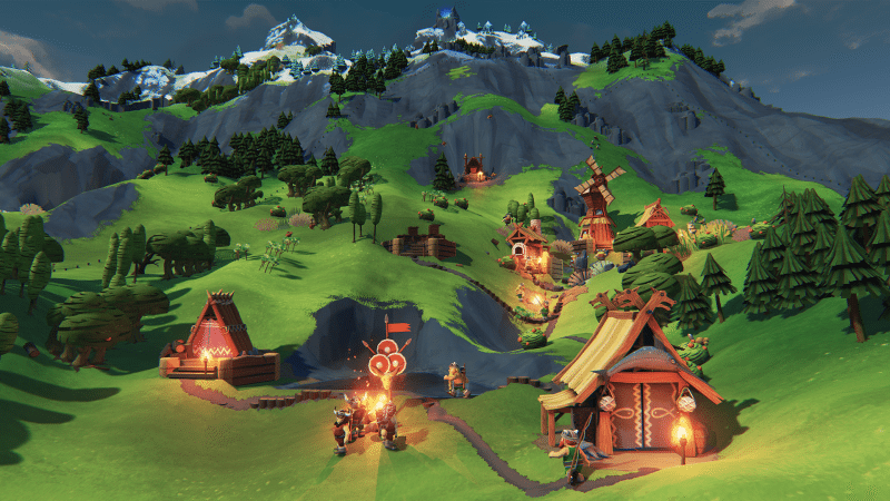 Valhalla Hills New Screenshots and Details by Daedalic