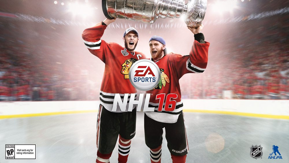 EA SPORTS NHL 16 Cover Announcement Gaming Cypher Large