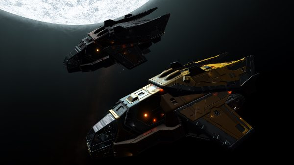 Elite Dangerous is Getting SteamVR Support this Holiday Season