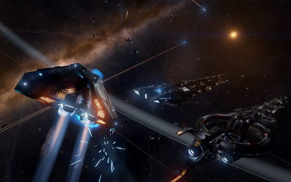 E3 2015 Elite: Dangerous Game Preview for Xbox One