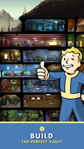 Fallout Shelter by Bethesda Now Available On Android
