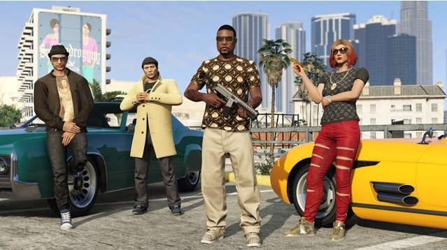 GTA Online ILL-GOTTEN GAINS Update Part One Available Now