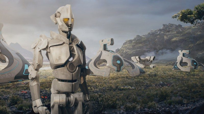 Grey Goo Launches New Emergence DLC, Free for a Limited Time