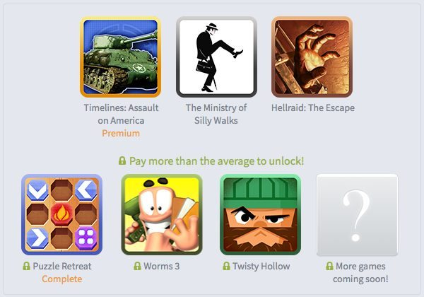 Humble Mobile Bundle 13 is Now Live