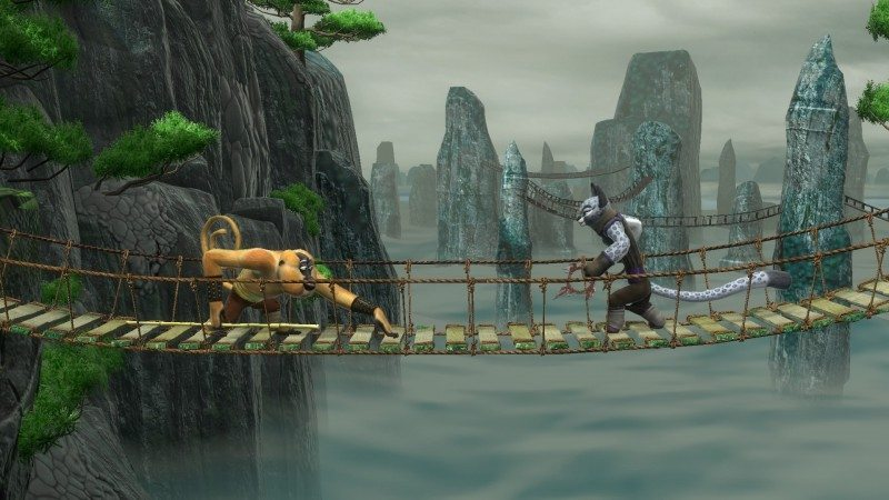 Kung Fu Panda: Showdown of Legendary Legends Now Available