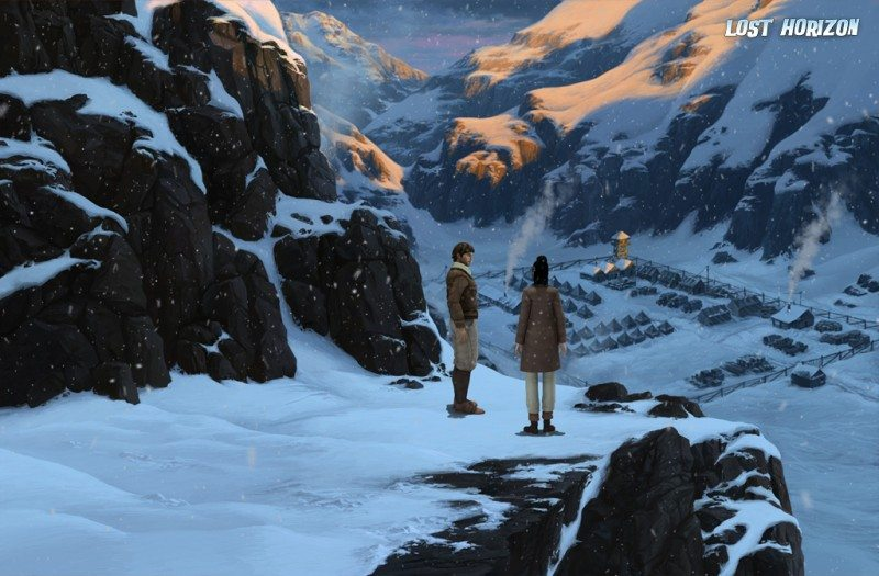 Lost Horizon Now Available on App Store