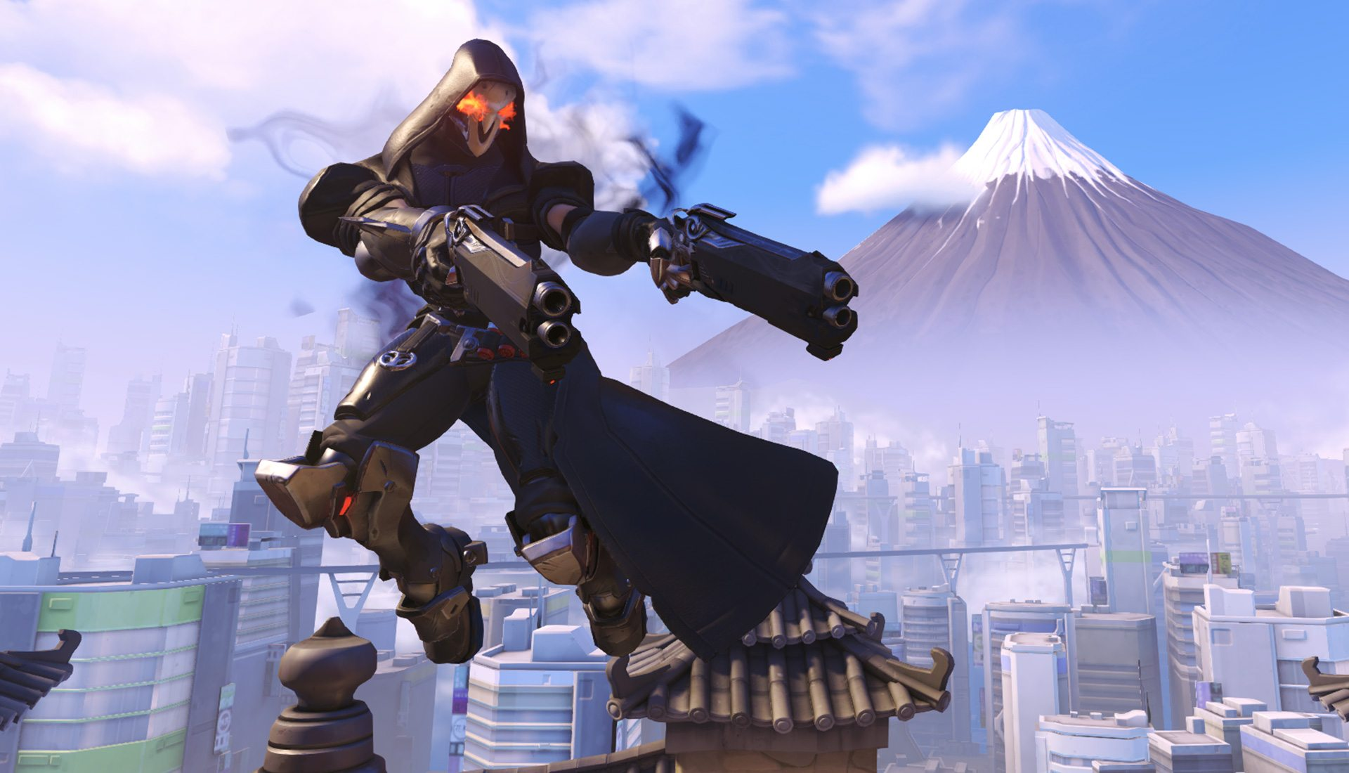 Overwatch Reaper Gaming Cypher