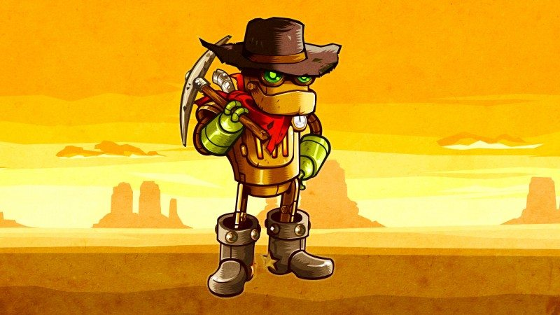 SteamWorld Dig Now Out on Xbox One