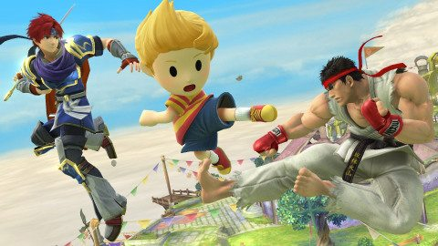 Street Fighter Icon Ryu Joins Roster of Super Smash Bros. for Nintendo