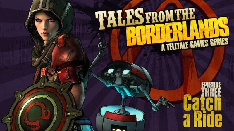 Tales from the Borderlands Episode 3 'Catch A Ride' Available Today
