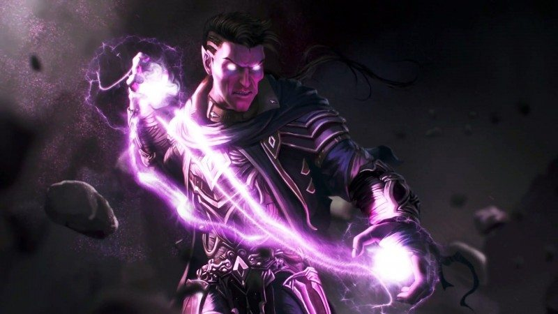 E3 2015 The Elder Scrolls: Legends Teaser Trailer