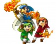 The Legend of Zelda Tri Force Heroes Gaming Cypher