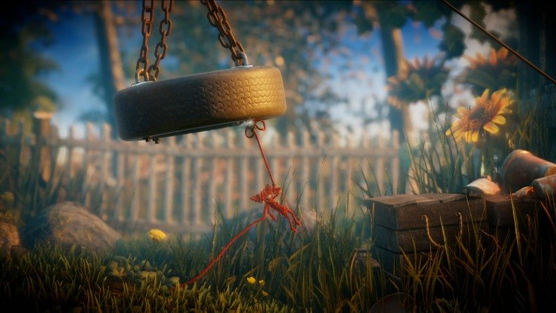 EA and Coldwood Interactive Launch Unravel Today