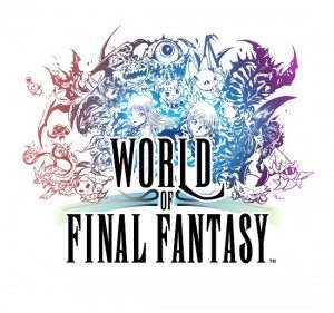 WORLD OF FINAL FANTASY Newest Trailer Debuts At Tokyo Game Show 2015