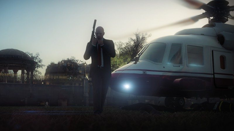 E3 2015 Io-Interactive Reveals World's First Gameplay Trailer for HITMAN