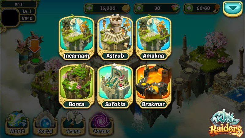 WAKFU Raiders Heading to Mobile Devices this Summer
