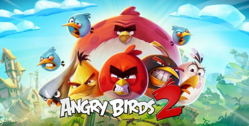 Angry Birds 2 Official Gameplay Trailer