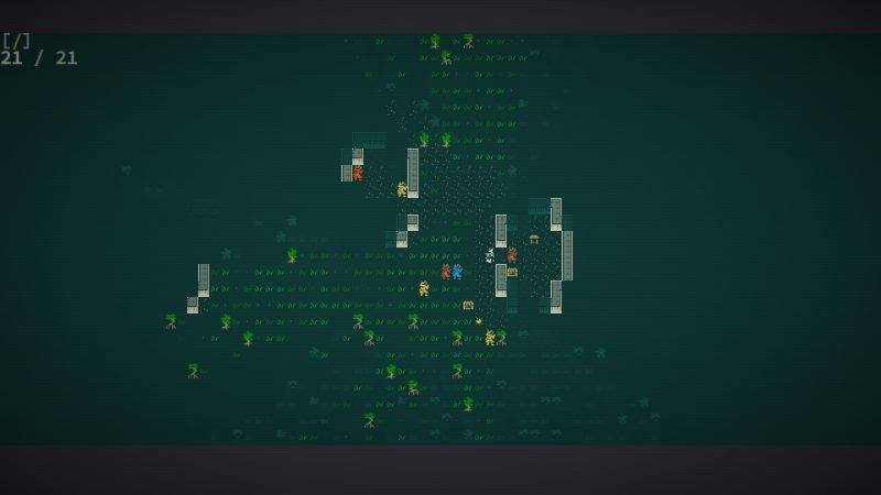 Caves of Qud Now on Steam Early Access