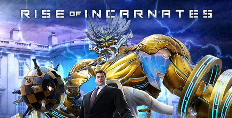 Rise of Incarnates is Officially Live