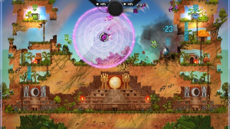gamescom 2015: Mayan Death Robots New Screenshots