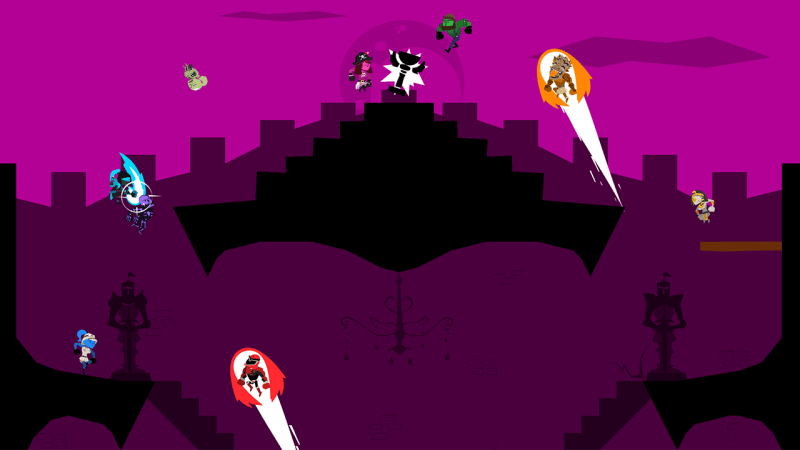 Runbow New Screenshots and Trailer for Wii U