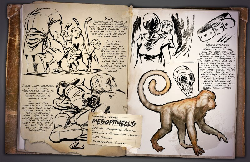 ARK: Survival Evolved Brings Monkey Business to Steam's Free Weekend