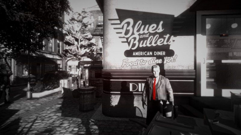 Blues and Bullets Episodes 1 & 2 Now Available for PS4