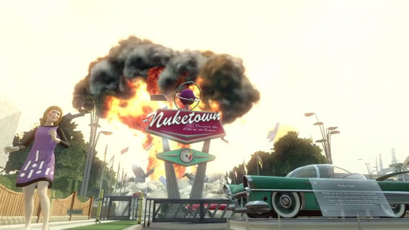 Call of Duty Set to Take Black Ops Fans to Nuk3town
