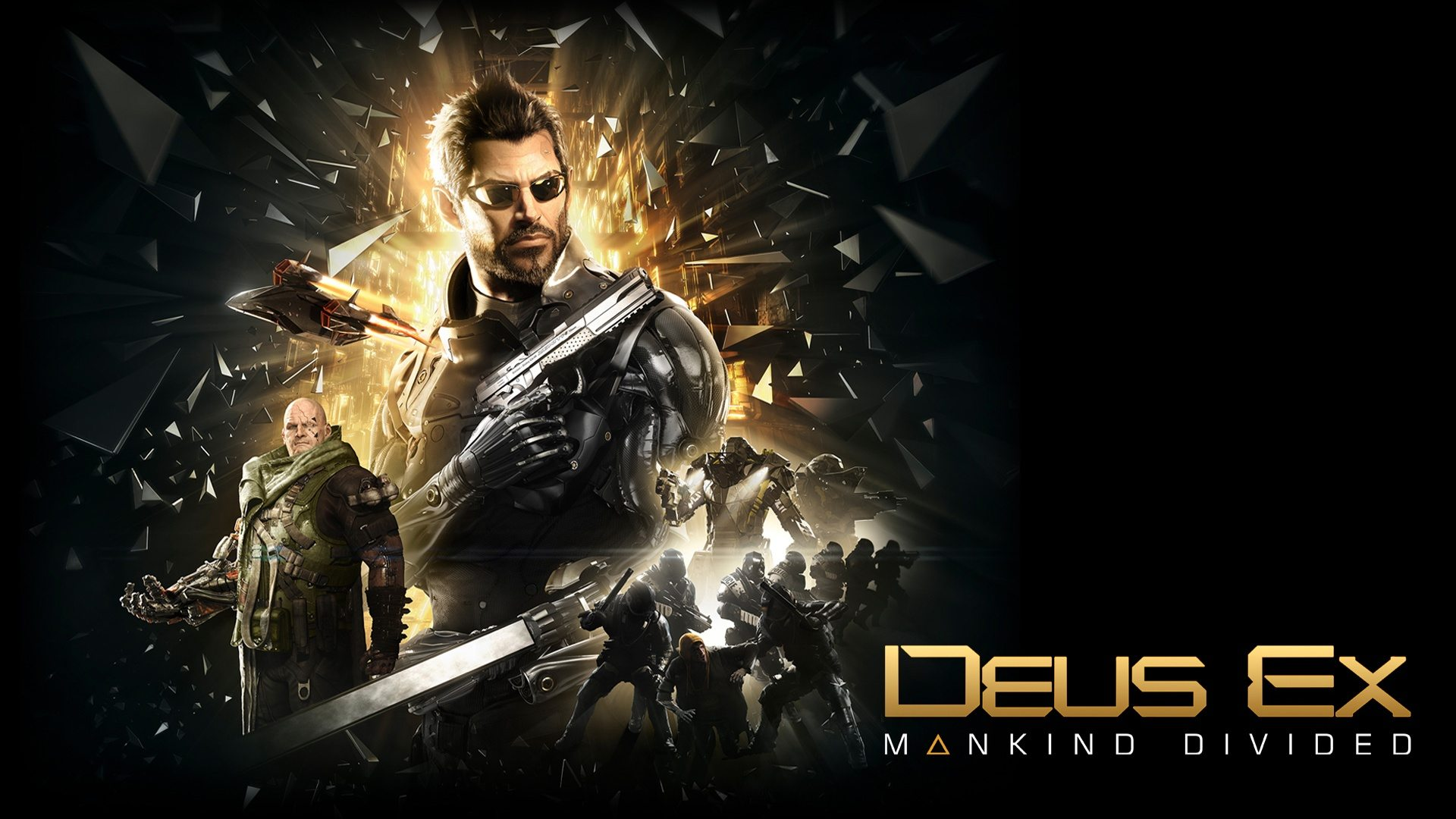 Tobii and Eidos Montreal Announce Eye Tracking Features in Deus Ex: Mankind Divided