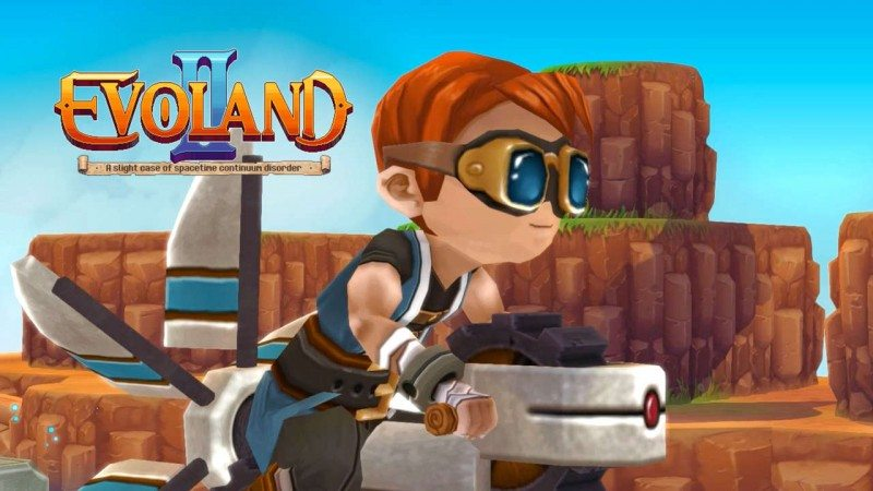 Evoland 2 Now Available on Steam for Windows PC