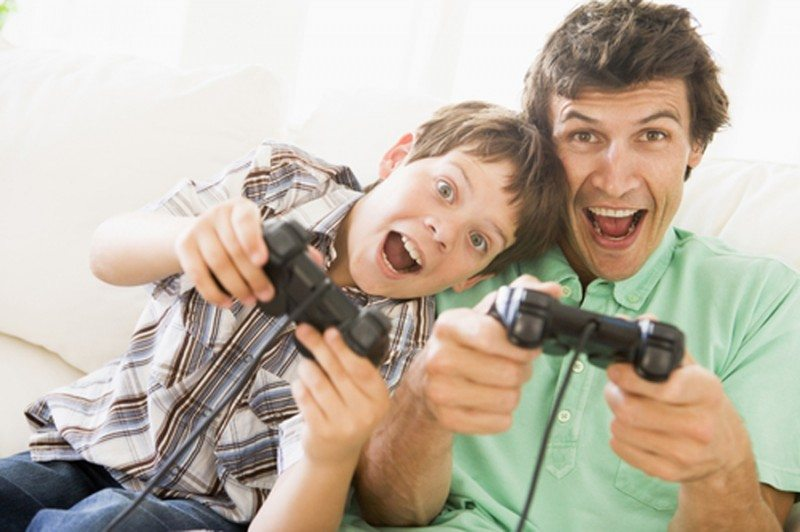 REPORT: How to Create the Ultimate Father-Son Gaming Experience