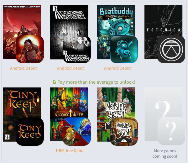 Humble PC & Android Bundle 13 Now Live