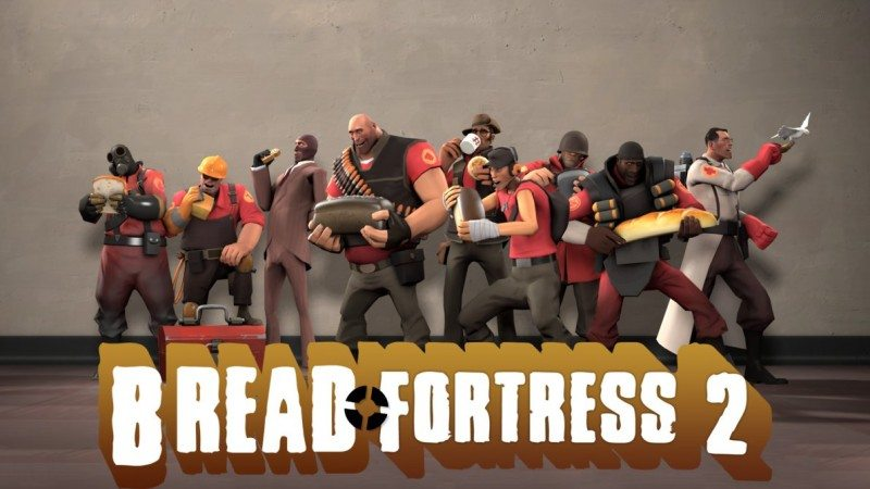 Win a Trip to Bossa Studios with I am Bread and Team Fortress 2