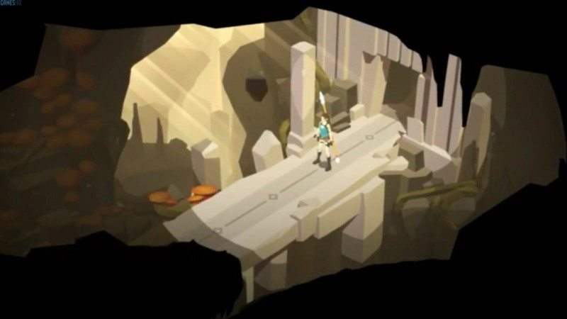Square Enix Announces that Lara Croft GO Will Launch Simultaneously on Mobile