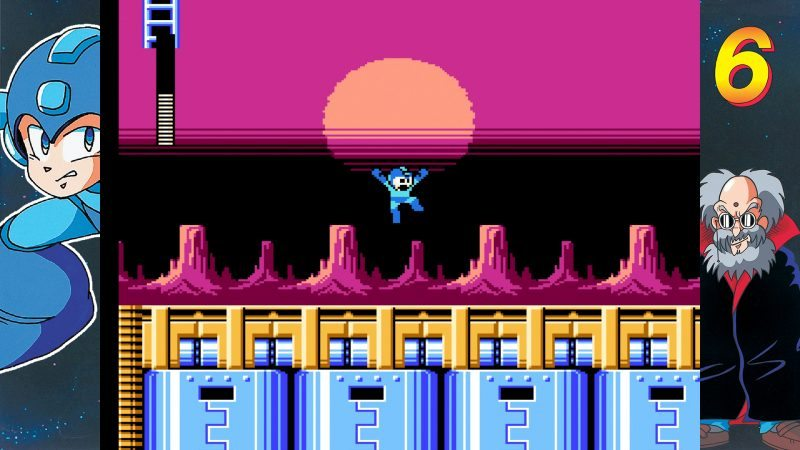 Get 8-bit with Mega Man Legacy Collection Today