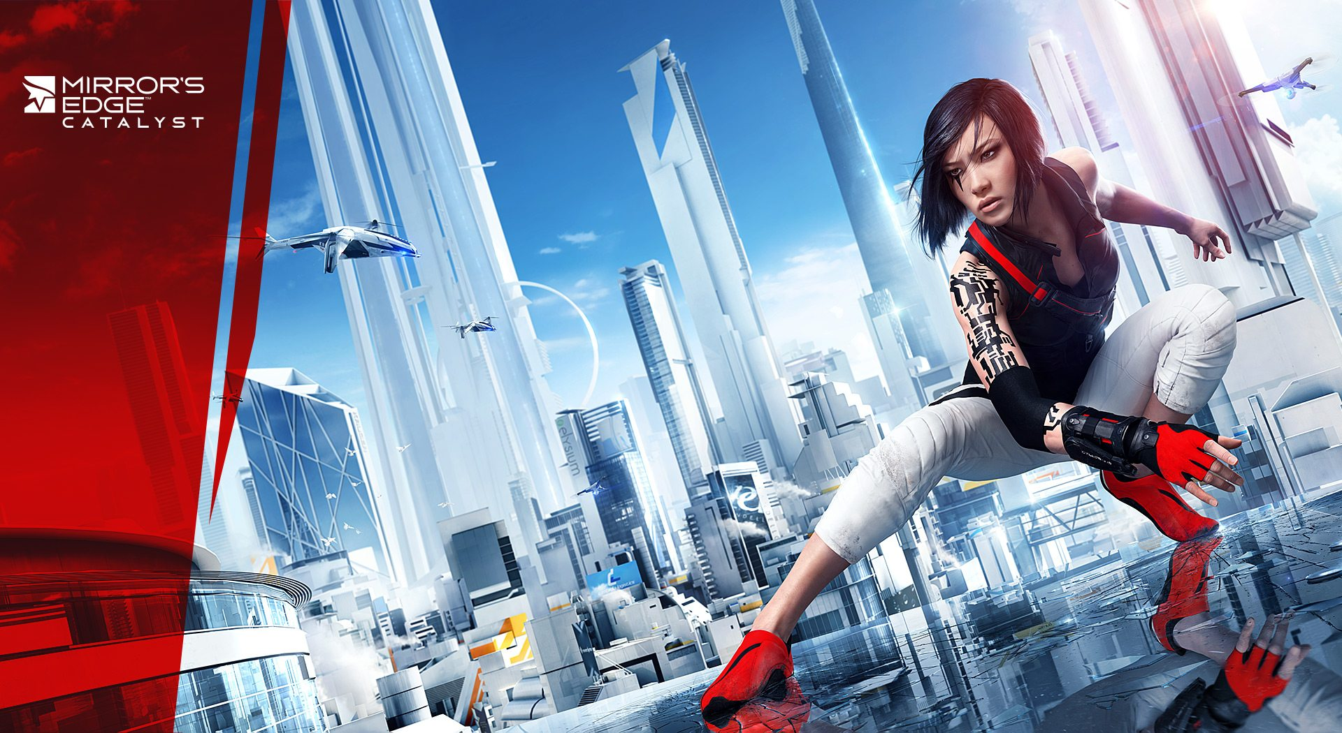 Mirror's Edge Catalyst Gaming Cypher