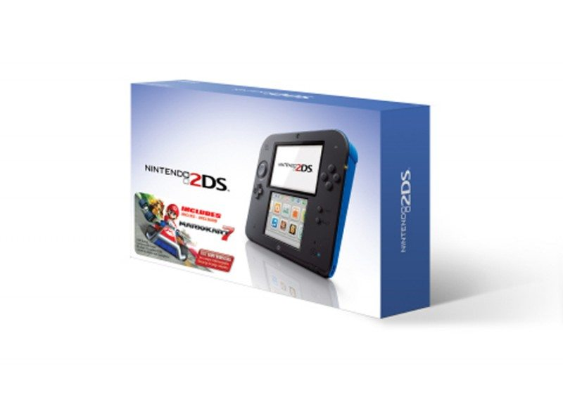 Nintendo 2DS Retail Price Drops to $99.99