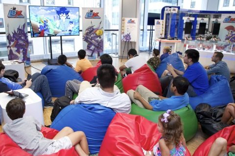 Nintendo Hosts an Exclusive Screening of Two New Episodes of Nicktoons' LBX: Little Battlers eXperience TV Show at Nintendo World