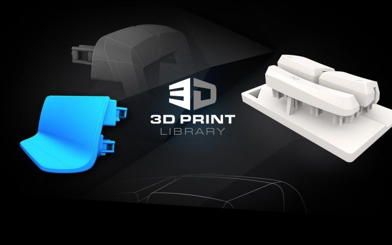 ROCCAT Launches Online 3D Printing Library