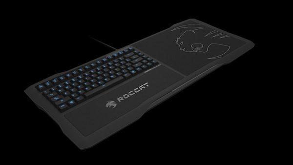 gamescom 2015: ROCCAT Nyth Gaming Mouse and SOVA Set