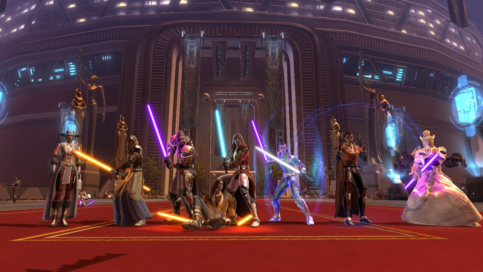 SWTOR Gaming Cypher