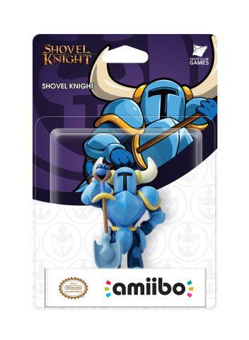 Shovel Knight is First Indie Game with amiibo Compatibility