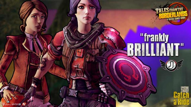 Tales from the Borderlands Episode 4 Gaming Cypher 6