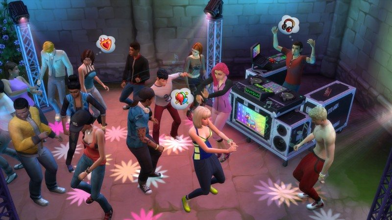 The Sims 4 Get Together is Available Now