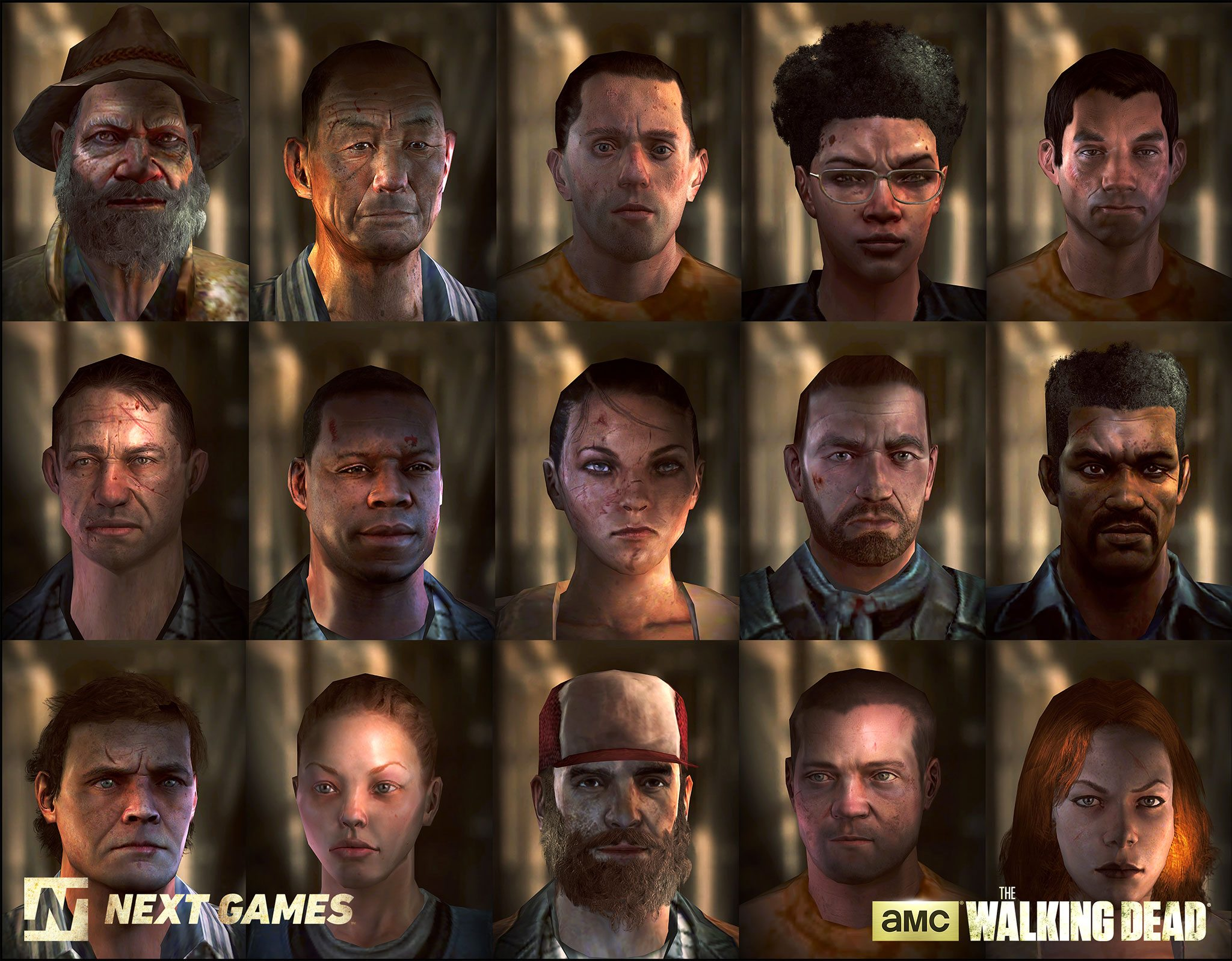The Walking Dead No Man's Land Gaming Cypher 2