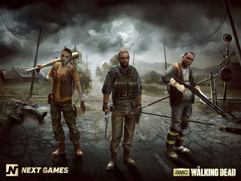 The Walking Dead: No Man's Land Launches in October