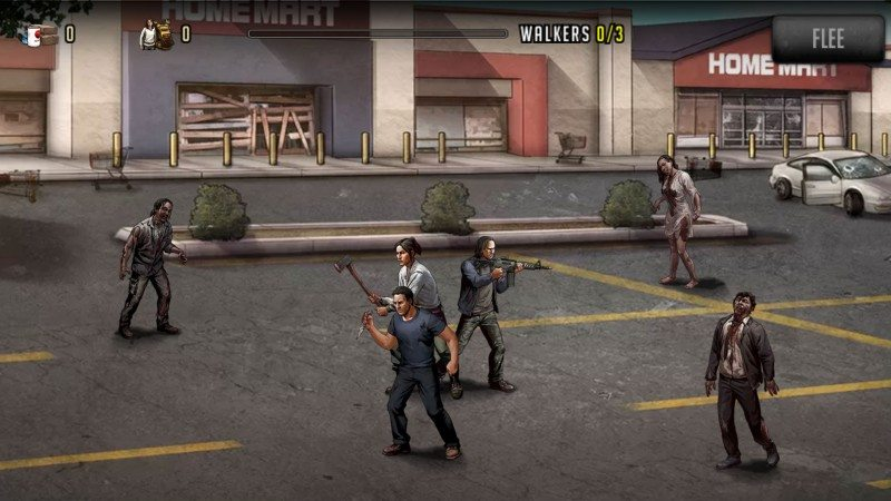 The Walking Dead: Road to Survival Has More Than 4 Million Downloads