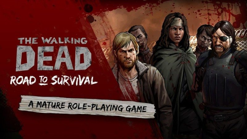 The Walking Dead Road to Survival Gaming Cypher